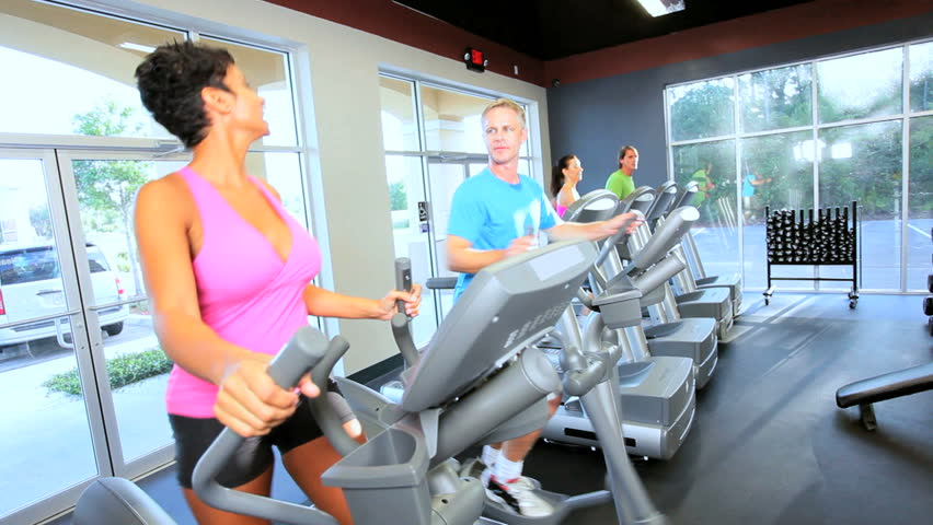 Modern Fitness Centers or Fitness Gyms