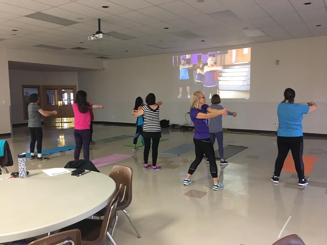 Bodies Are Your Temple – Worship With Fitness