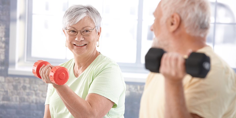 How Exercise Benefits Joint disease Patients
